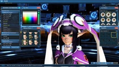 Phantasy Star Online 2 игра