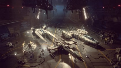 Star Wars: Squadrons игра