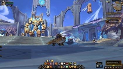 World of Warcraft: Shadowlands игра