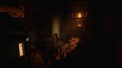 Скриншоты Amnesia: Rebirth