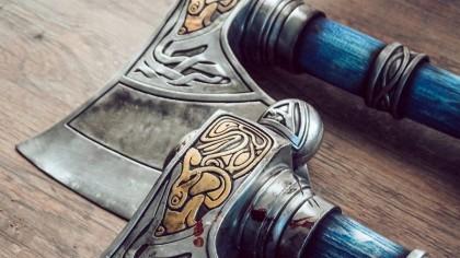 Косплей Assassin's Creed: Valhalla