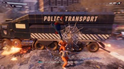 Marvel's Spider-Man: Miles Morales игра