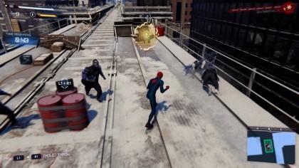 Скриншоты Marvel's Spider-Man: Miles Morales