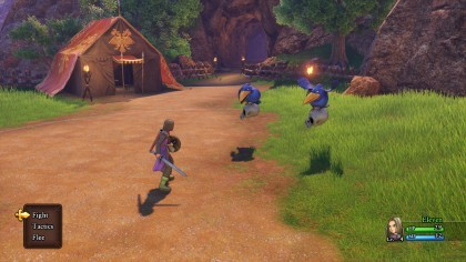 Dragon Quest XI: Echoes of an Elusive Age игра