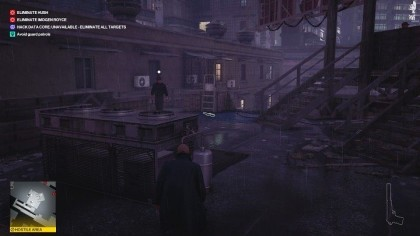Скриншоты Hitman 3