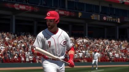 MLB The Show 21 игра
