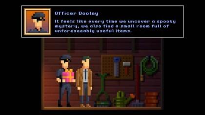 The Darkside Detective: Season 2 игра