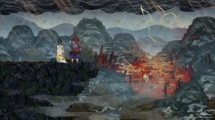 игра Getsufumaden: Undying Moon