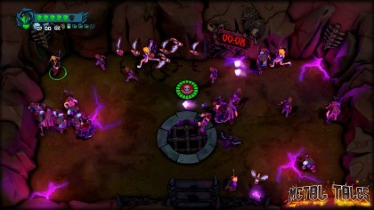 Metal Tales: Overkill игра