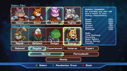 Astro Aqua Kitty игра