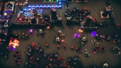Dream Engines: Nomad Cities игра