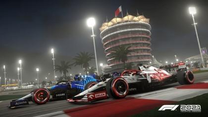 F1 2021 игра
