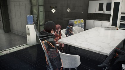 Скриншоты Scarlet Nexus