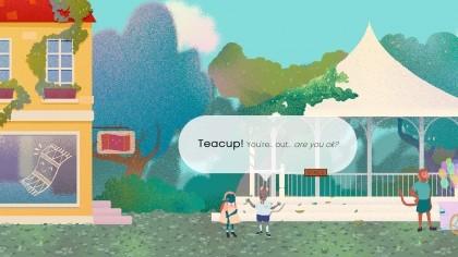 Teacup игра
