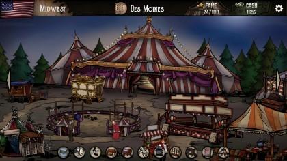 The Amazing American Circus игра