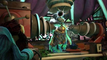 Скриншоты Psychonauts 2