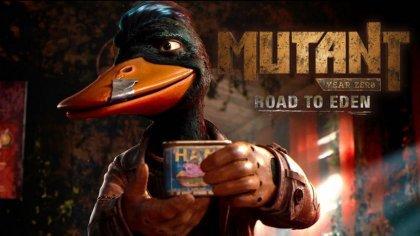 Превью Mutant Year Zero: Road to Eden. Необычный взгляд на постапокалипсис