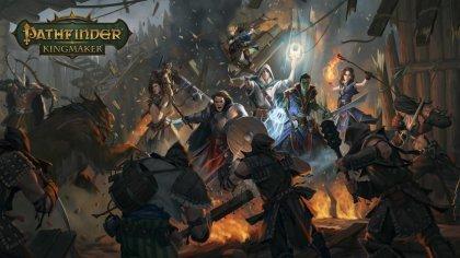 Прохождение игры Pathfinder: Kingmaker