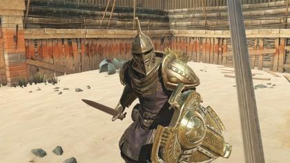 Превью The Elder Scrolls: Blades