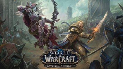 Превью (Ранний обзор) игры World of Warcraft: Battle for Azeroth – «Новый конфликт, старая война!»
