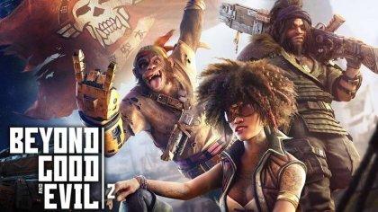 Превью (Первые подробности) игры Beyond Good & Evil 2 – «Смелое продолжение культовой игры»