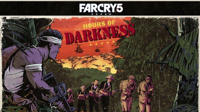 Прохождение дополнения Far Cry 5: Hours of Darkness
