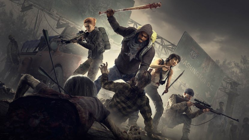 Превью Overkill's The Walking Dead