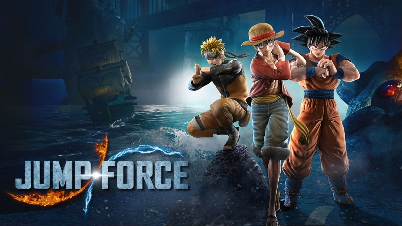 Jump Force. Прохождение игры на 100%