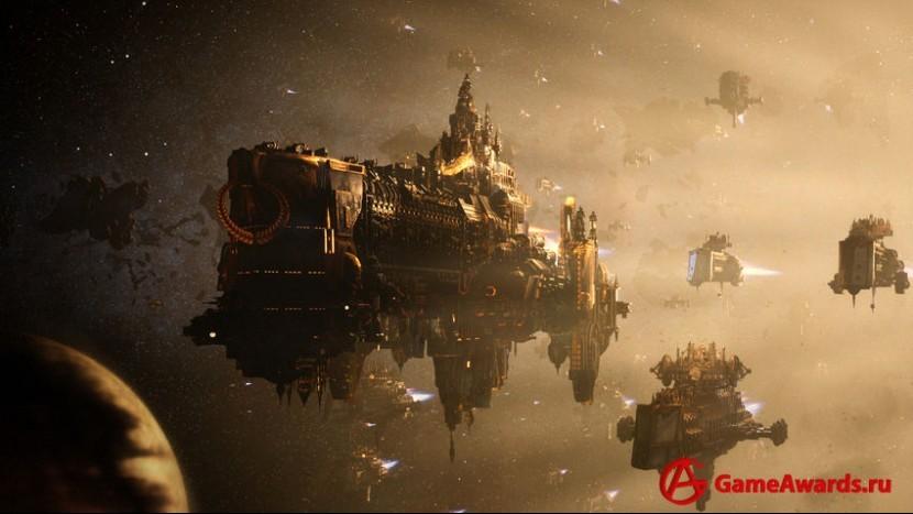 Обзор Battlefleet Gothic: Armada 2 – эпичные красочные сражения в открытом космосе