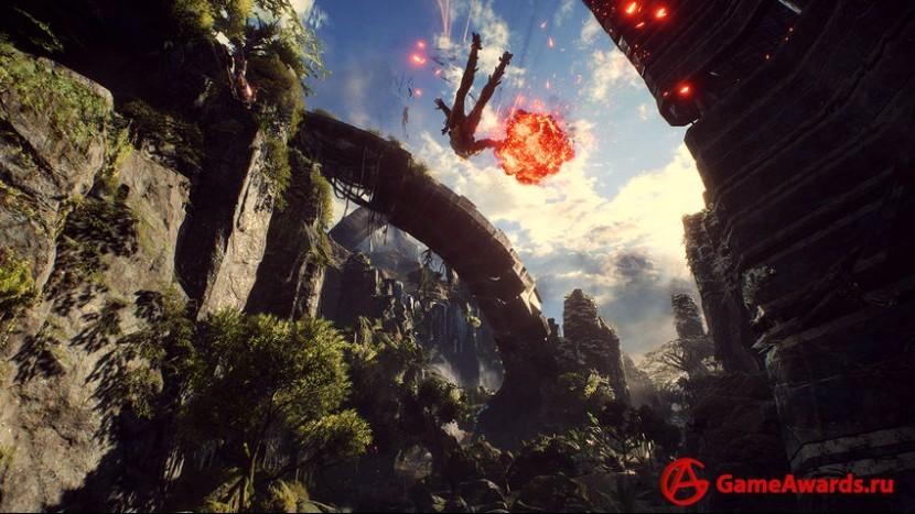 Обзор Anthem – стреляйте и собирайте ресурсы в мощных летающих костюмах