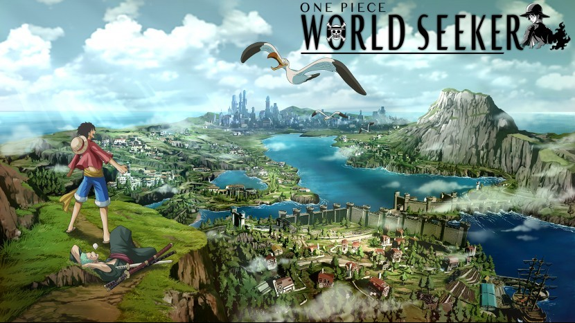 One Piece: World Seeker – Прохождение игры на 100%