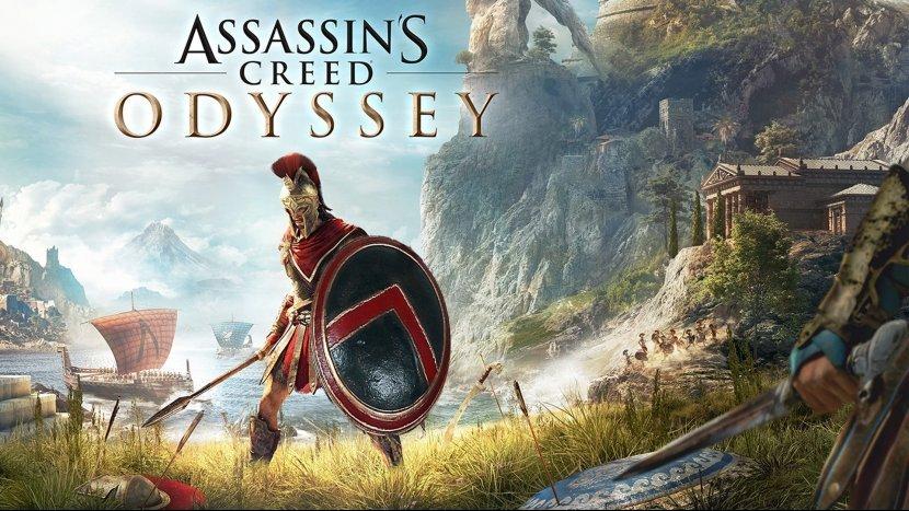 Обзор (Рецензия) игры Assassin's Creed: Odyssey – «Публичное убийство привычной серии»