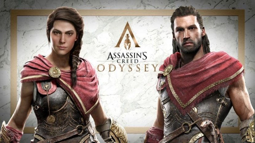 Прохождение сюжетной линии в игре Assassin's Creed: Odyssey (Глава 1-11)