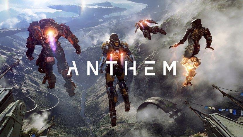 Превью (Все подробности) игры Anthem – «Последний проект BioWare?»