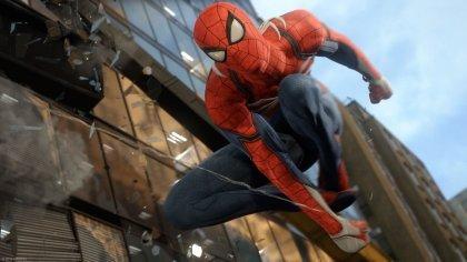 Превью (Предварительный обзор) игры Spider-Man – «Крупнобюджетный Человек-Паук»