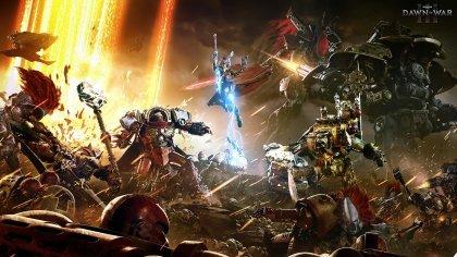 Обзор (Рецензия) игры Warhammer 40.000: Dawn of War 3 – «Два в одном»