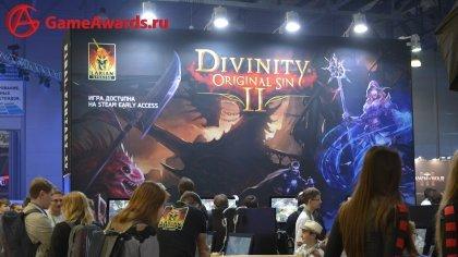 «ИгроМир 2016»: Интервью со Свеном Винке ведущим разработчиком Divinity: Original Sin 2