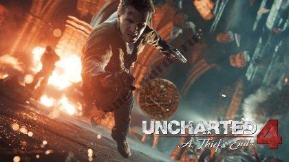 Прохождение игры Uncharted 4: A Thief's End