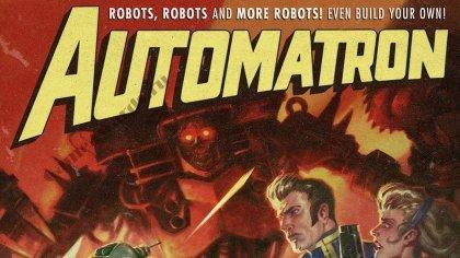 Прохождение игры Fallout 4: Automatron (DLC)
