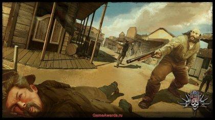 Прохождение игры Hard West