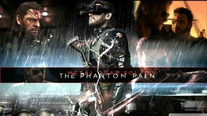 Прохождение игры Metal Gear Solid V: The Phantom Pain