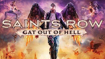 Прохождение игры Saints Row: Gat Out of Hell