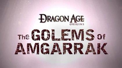 Прохождение Dragon Age: Origins DLC - Големы Амгаррака
