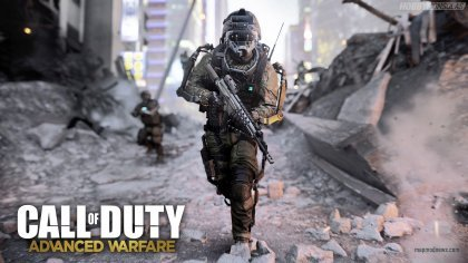 Обзор (Рецензия) Call of Duty: Advanced Warfare