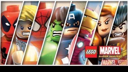 Прохождение игры LEGO: Marvel Super Heroes