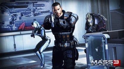 Обзор (рецензия) Mass Effect 3