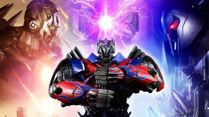 Обзор (рецензия) Transformers: Rise of the Dark Spark
