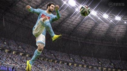 Обзор (рецензия) FIFA 15