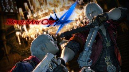 Devil May Cry 4 прохождение