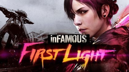 InFamous First Light рецензия